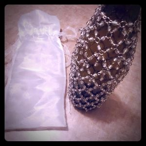 💎💎 Gorgeous Wine Bottle Cover NWOT 💎💎